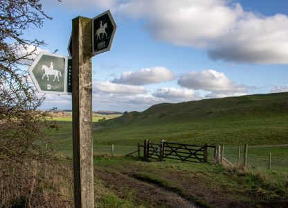 Maiden Castle Walk – 5 Mile Circular from Poundbury