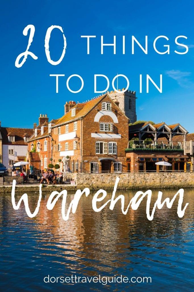 Things to do in Wareham Dorset