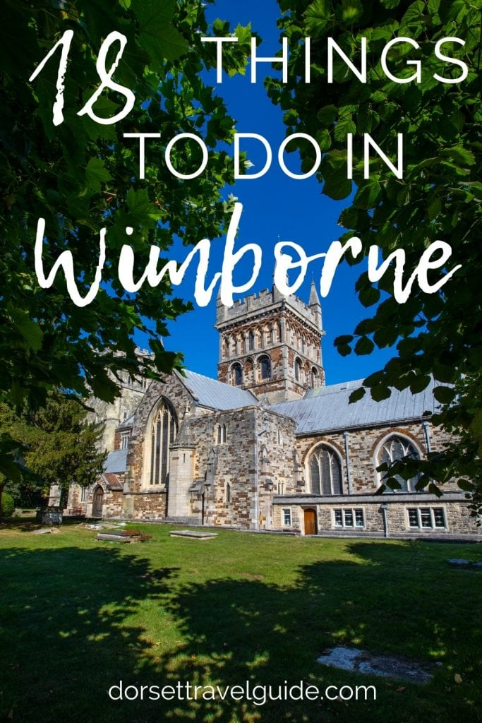 Things to do in Wimborne Dorset