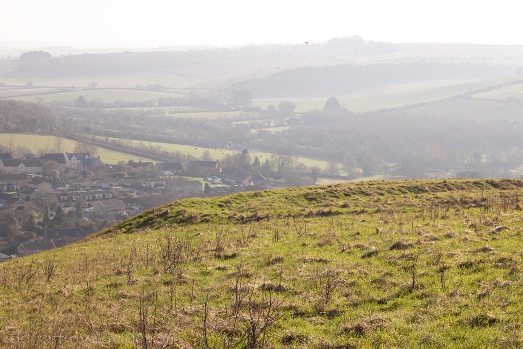 countryside near Dorchester