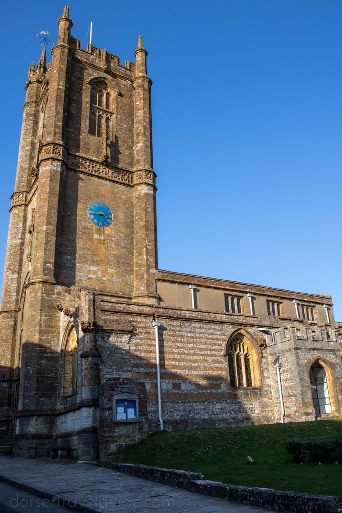 Old church in Dorset