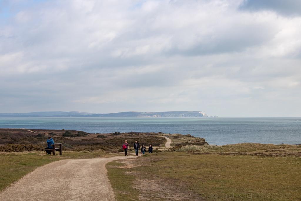 Hengistbury Head Walk