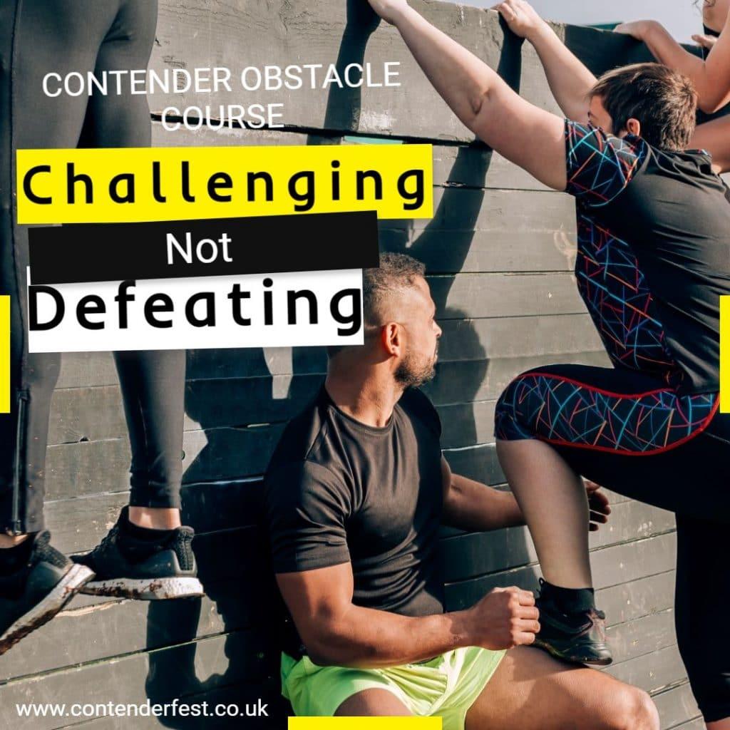 Contender Fest Bournemouth Dorset Fitness Festival