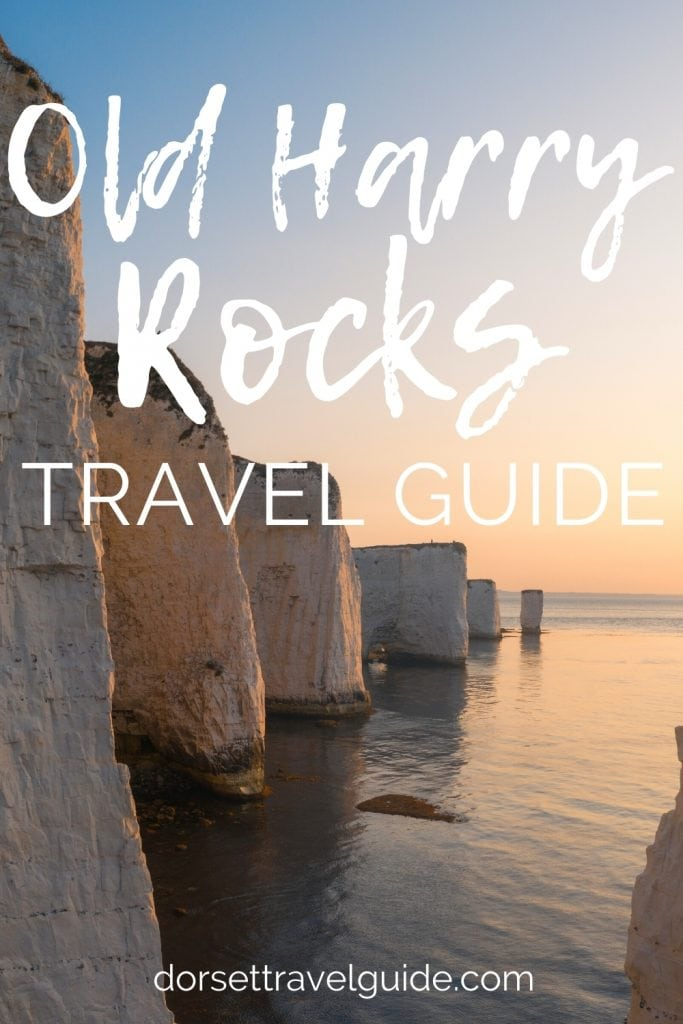 How to Visit Old Harry Rocks in Purbeck Dorset