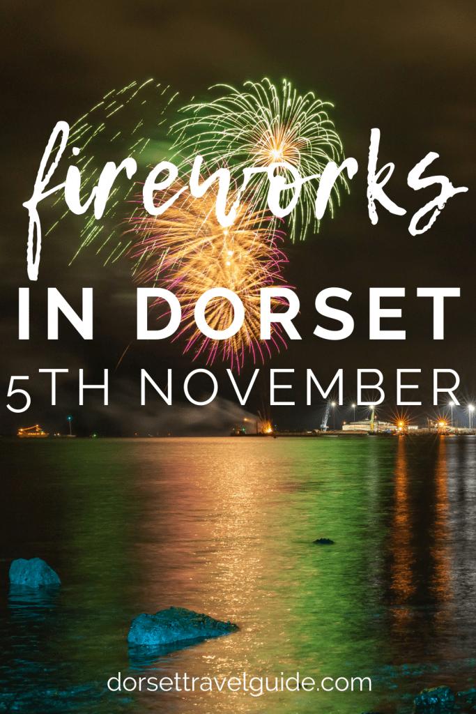 Bonfire Night Fireworks in Dorset