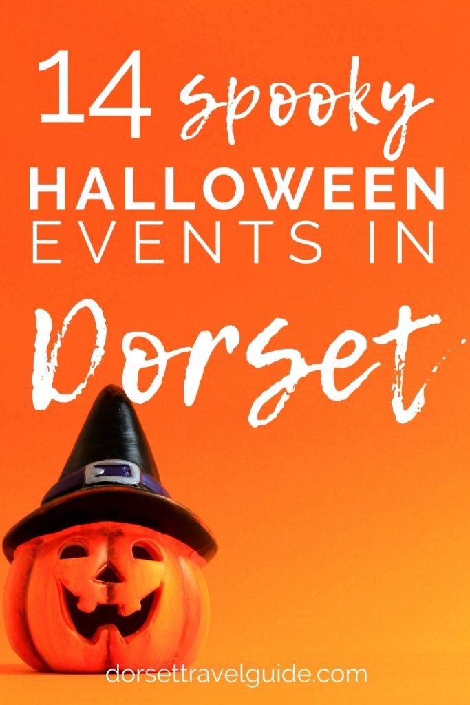 14 Halloween Events in Dorset