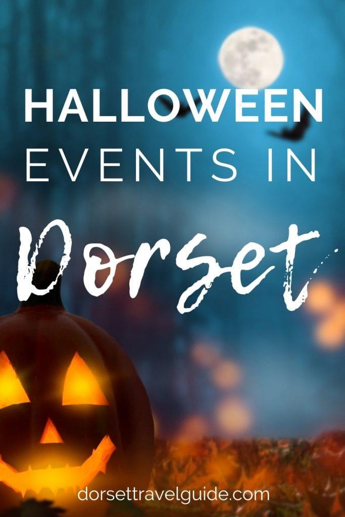Halloween Events in Dorset England