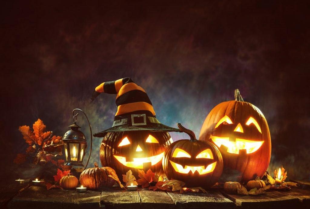 Dorset Halloween events and festivals