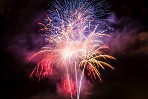 Fireworks displays in Dorset for bonfire night